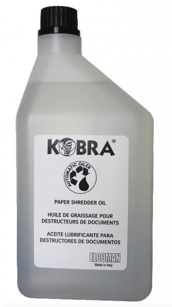 KOBRA Aktenvernichter-Öl (1 Liter)