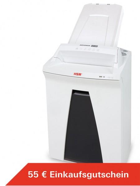 HSM SECURIO AF300 - 4,5 x 30mm Aktenvernichter