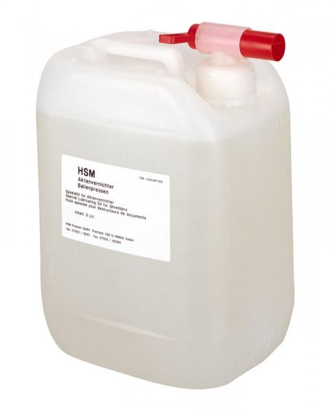 HSM Schneidblock-Spezial-Öl - 5L