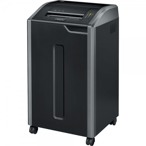 Fellowes 425CI - 4 x 30mm 100% ANTI-STAU CC 230V - EU/UK Aktenvernichter