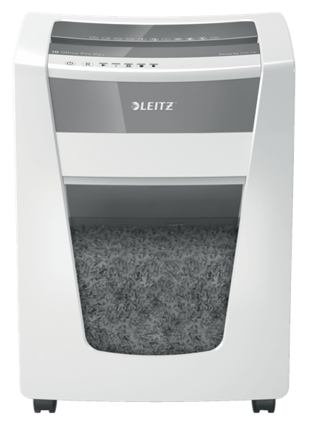 LEITZ IQ Office Pro - P6+ - 1 x 5mm Aktenvernichter