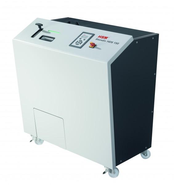 HSM StoreEx HDS 150 - 40mm Festplattenvernichter (einstufig)