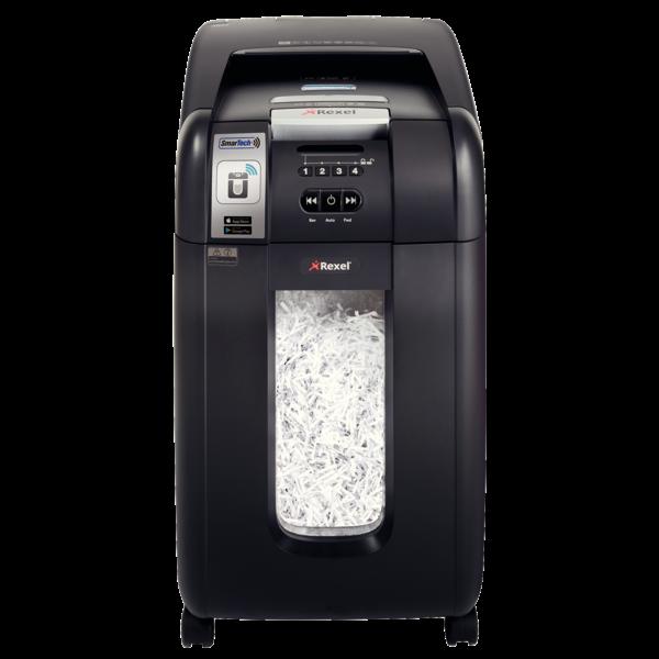 Rexel SmarTech Auto+ 300X - 4 x 40mm Aktenvernichter