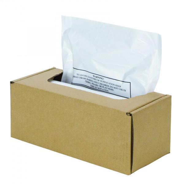 Fellowes Shredder Bags Abfallbeutel X50 für 300C/500C/300CL/500CL Aktenvernichter