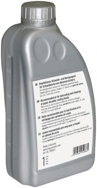 IDEAL Aktenvernichter-Öl (5 x 1L Flasche)