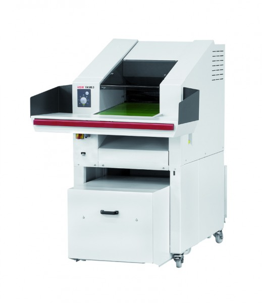 HSM SP 5080 6,0 x 40-53 mm 3x400V Aktenvernichter