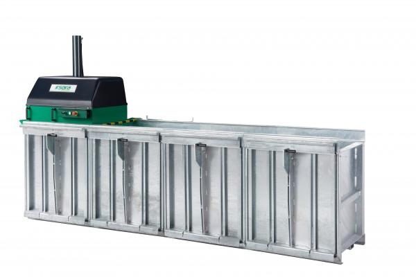 Irsara C800 Mehrkammernpresse