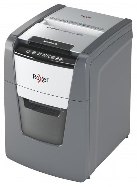 Aktenvernichter Rexel Optimum AutoFeed+ 100X