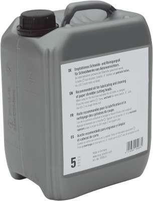 IDEAL Spezialöl für Aktenvernichter - 5 Liter Kanister