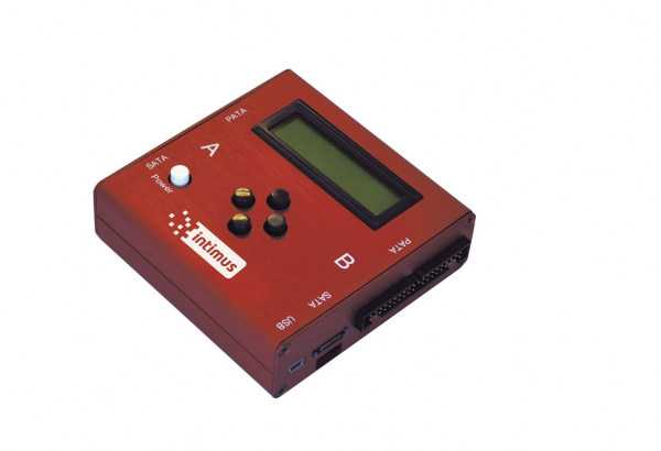 Intimus Hammer SE Secure Erase Festplattenshredder