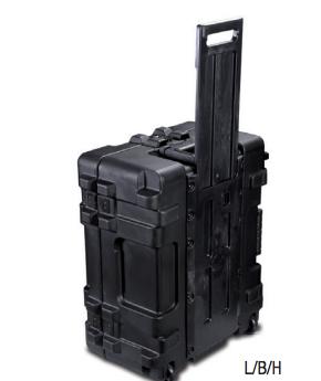Intimus Transportkoffer für Intimus 9000 Festplattenvernichter