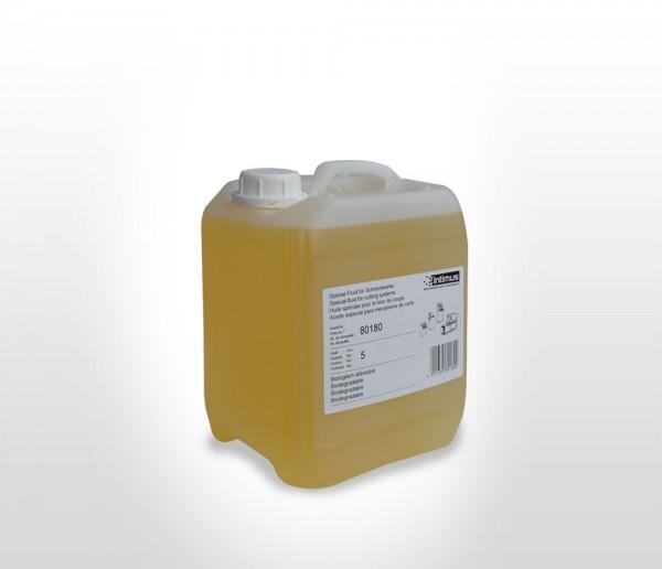 Intimus Schneidwerköl Kanister 5L für Aktenvernichter