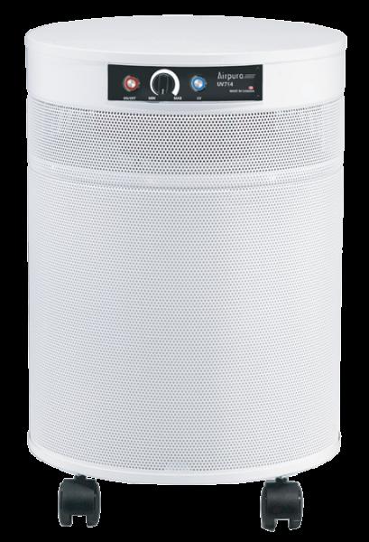 Airpura UV714 Luftreiniger mit Hepa H 14 Filter + UV-Lampe