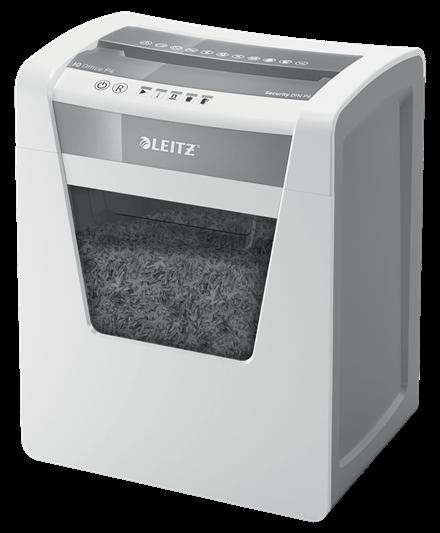 LEITZ IQ Office - 4 x 40mm Aktenvernichter