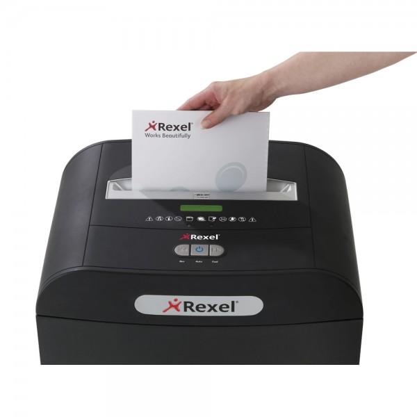 Rexel RDSM750 - 0,8 x 11mm Aktenvernichter
