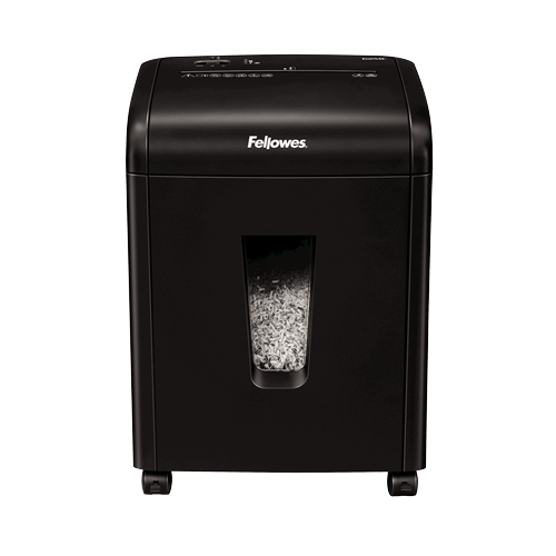 Fellowes Microshred 62Mc - 3 x 10mm Aktenvernichter