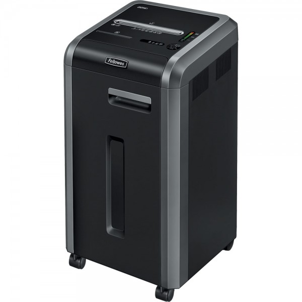 Fellowes 225CI - 4 x 38mm 100% ANTI-STAU CC 230V - EU Aktenvernichter