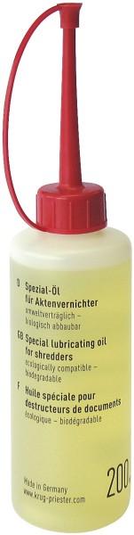 IDEAL Aktenvernichter-Öl (10 x 200ml Flasche)