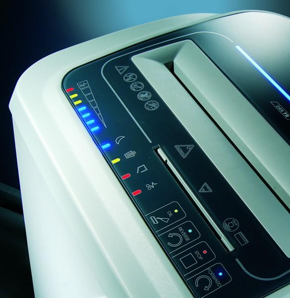 KOBRA 270 Touch Screen HS - 0,8 x 9,5mm Aktenvernichter