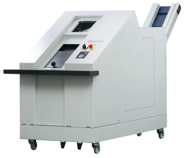 HSM StoreEx HDS 230 - 11,5 x 26mm zweistufig Festplattenvernichter - 3 x 400V