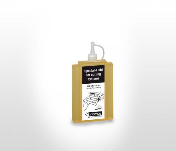 Intimus Schneidwerköl Flasche (110ml x 6 Stk.) für Aktenvernichter