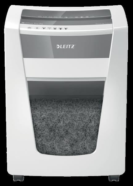 LEITZ IQ Office Pro - P-4 - 4 x 40mm Aktenvernichter