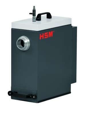HSM Entstauber DE 1-8 für ProfiPack P425