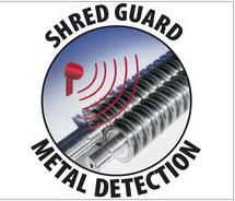 KOBRA SHRED GUARD Metalldetektor für 400 HS5/6 (48,2x9,4x6,3) Aktenvernichter