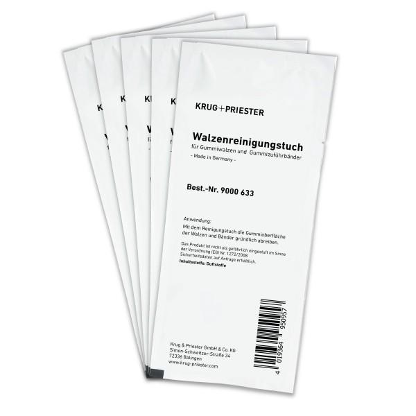 IDEAL Walzenreinigungstücher (VE= 5 Stk, einzeln verpackt)