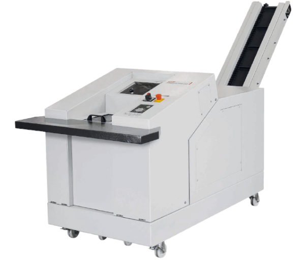 HSM StoreEx HDS 230 - 20 x 40-50 mm (einstufig) Festplattenvernichter - 3 x 400V